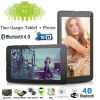 "7"" 8GB Dual Core/Sim 3G GPS Android 4.2 телефон/планшет/навигатор"