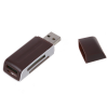 Micro SD SD SDHC M2 PRO DUO Memory Card Reader